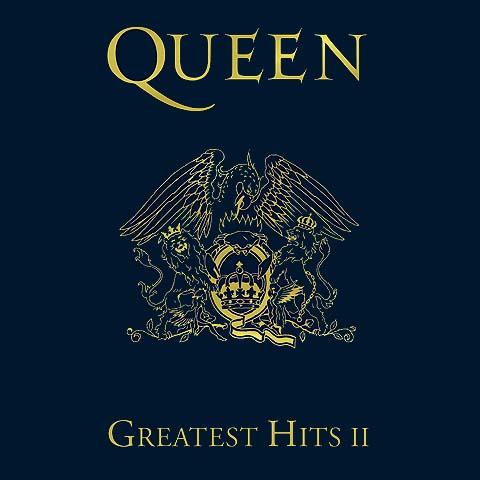 Album Cover Queen Greatest Hits 2