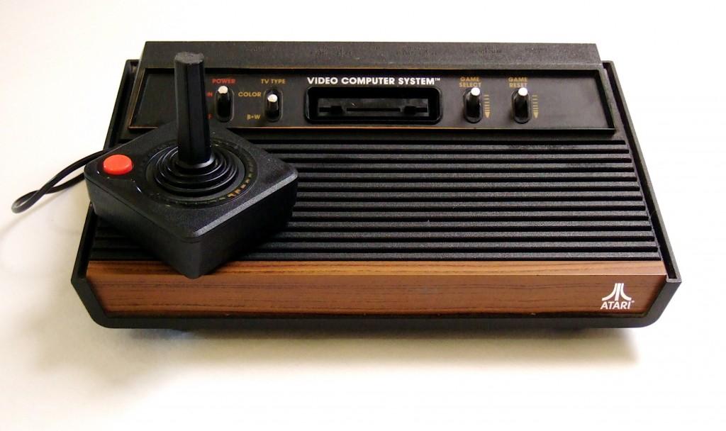 Konsole Atari 2600