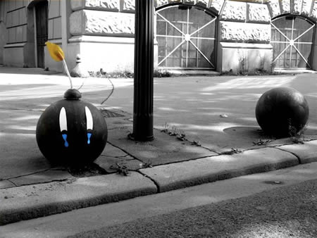 Street Art Bomb
