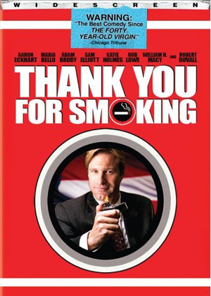 Thank you for Smoking Plakat