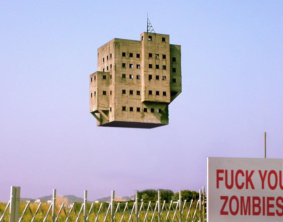 Zombie Fortress solved