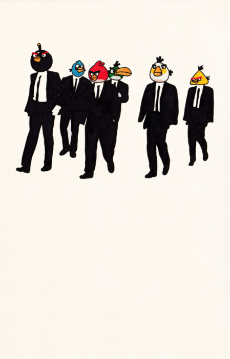 Reservoir Birds